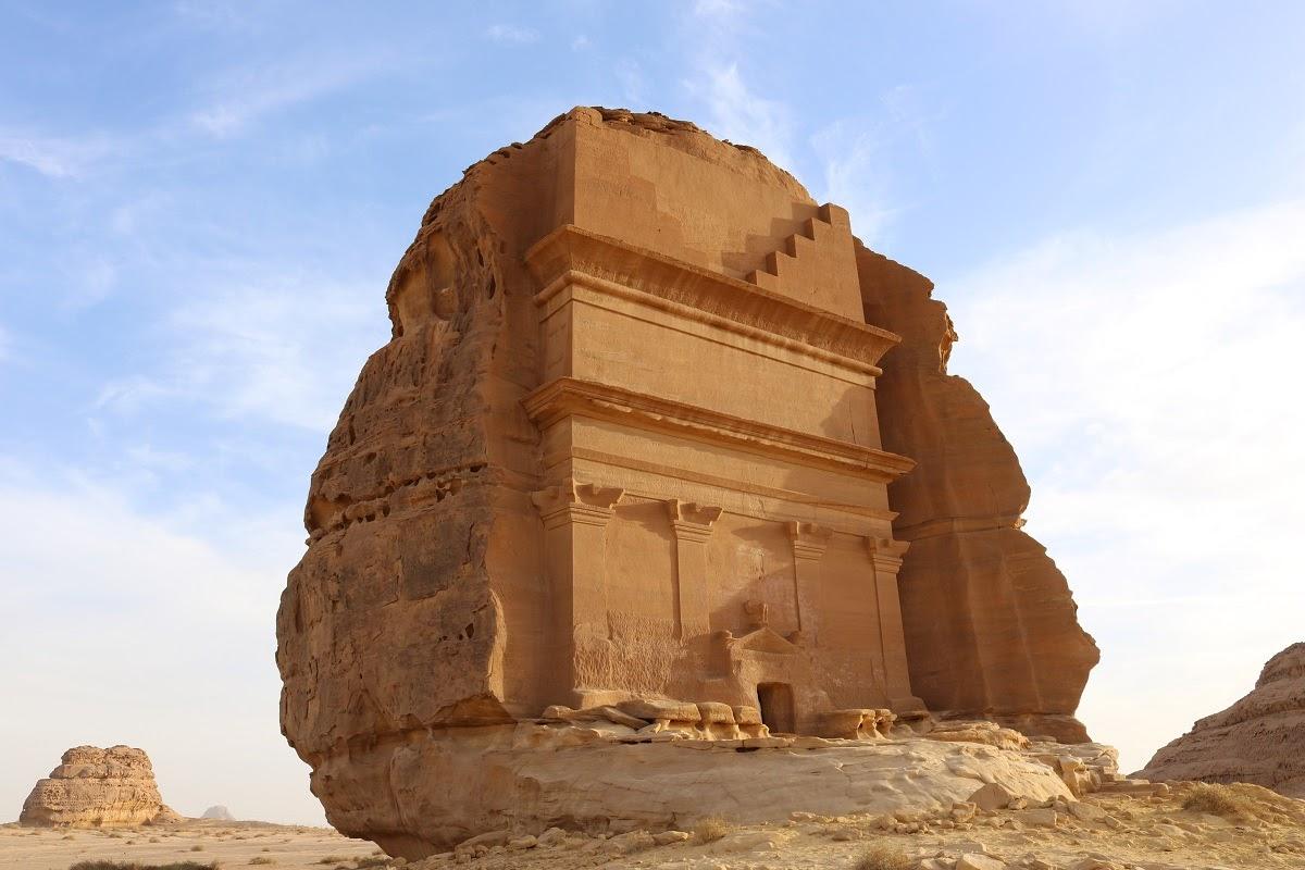 Mada In Saleh Saudi S First Unesco World Heritage Nada Al Nahdi